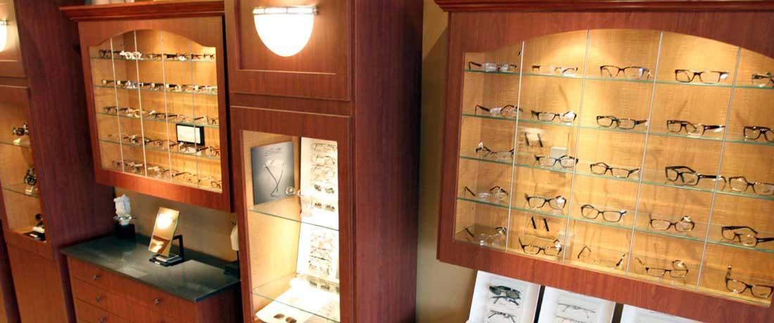 فروشگاه عینک و سمعک